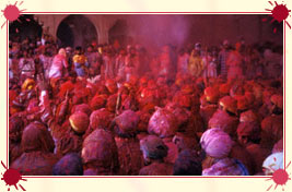 Holi In Braj