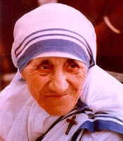 its all about national leaders life history of mother teresa  mother teresa