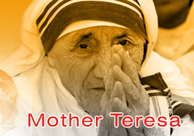 Mother teresa, essay